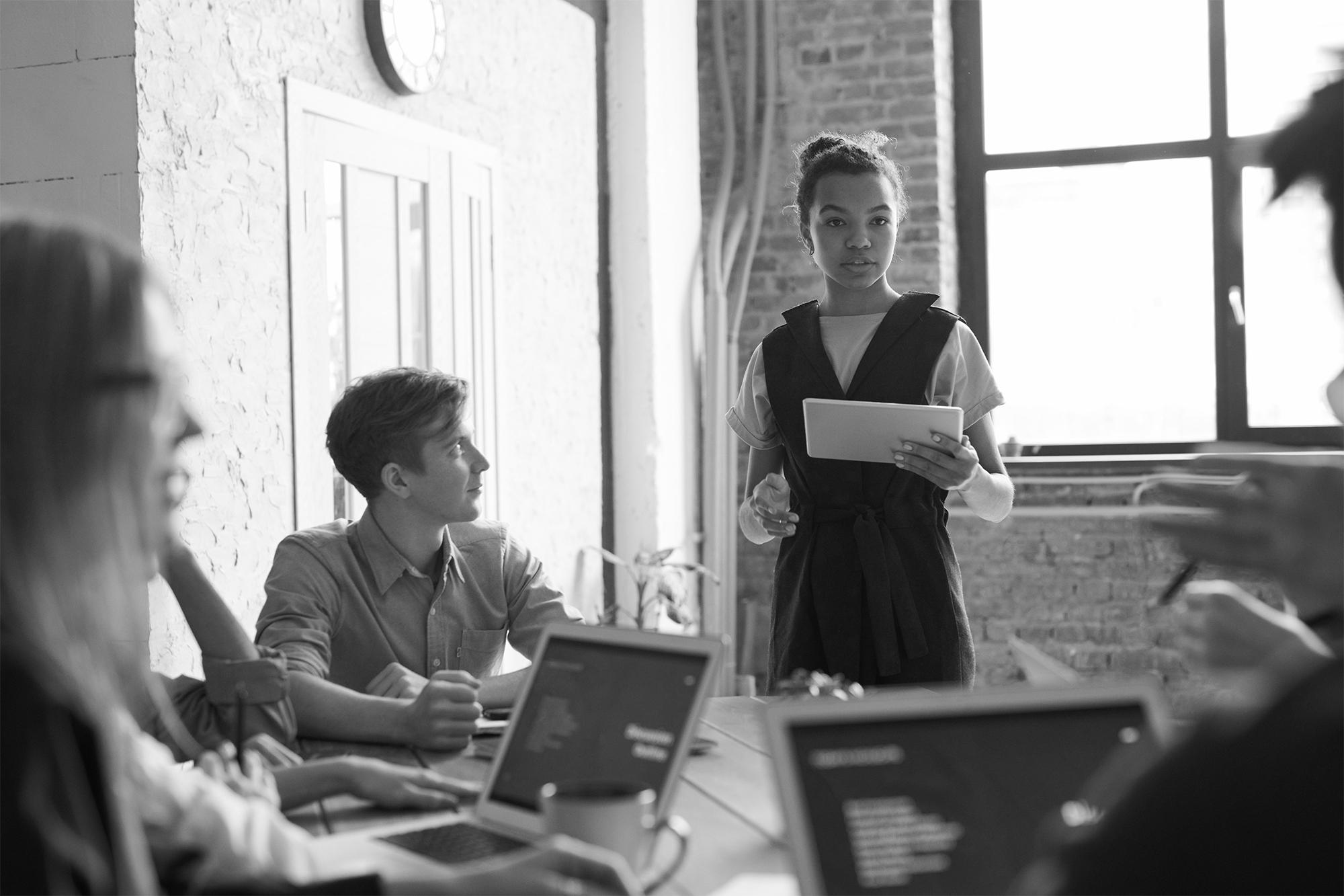 Four Effective Frameworks for Presentations